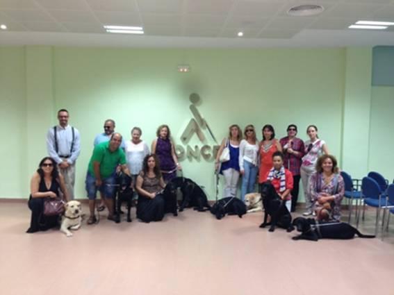 Jornada de puertas Abiertas ONCE Murcia