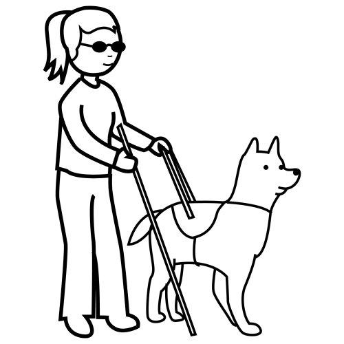 Material Educativo Y Recursos Asociacion De Usuarios Perros Guia