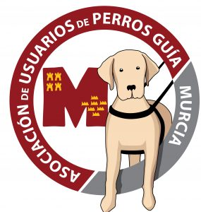 Logotipo Perros Guia Murcia